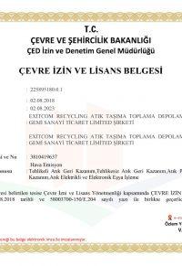 00_-Çevre-İzin-ve-Lisansı-Atık-Kodları-1-200x291 Our Certificates and Licenses