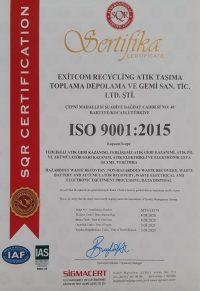 EXITCOM-ISO-9001-2015-200x291 Belge ve Sertifikalar
